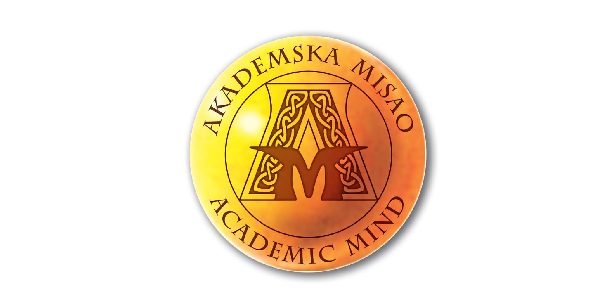 Akademska Misao Logo