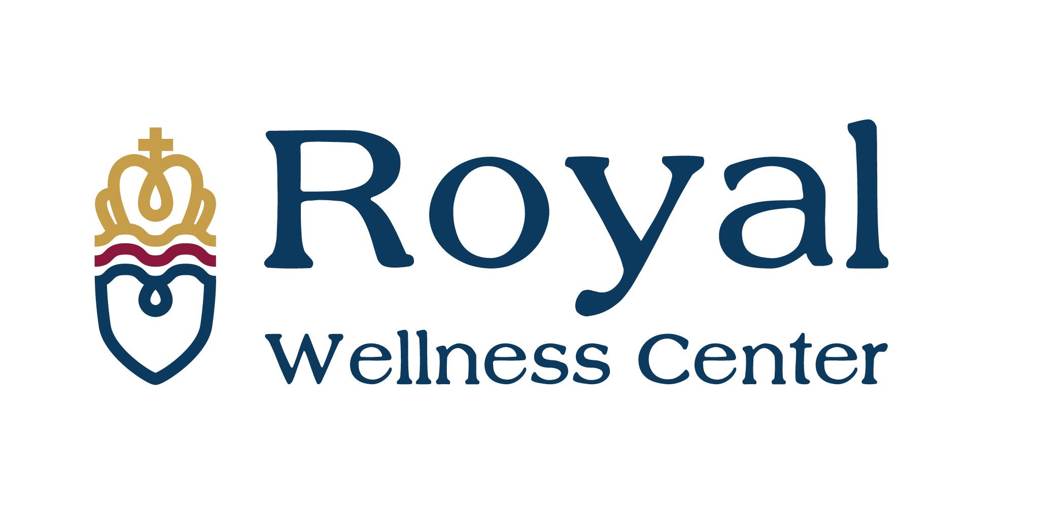 Royal wellness Logo