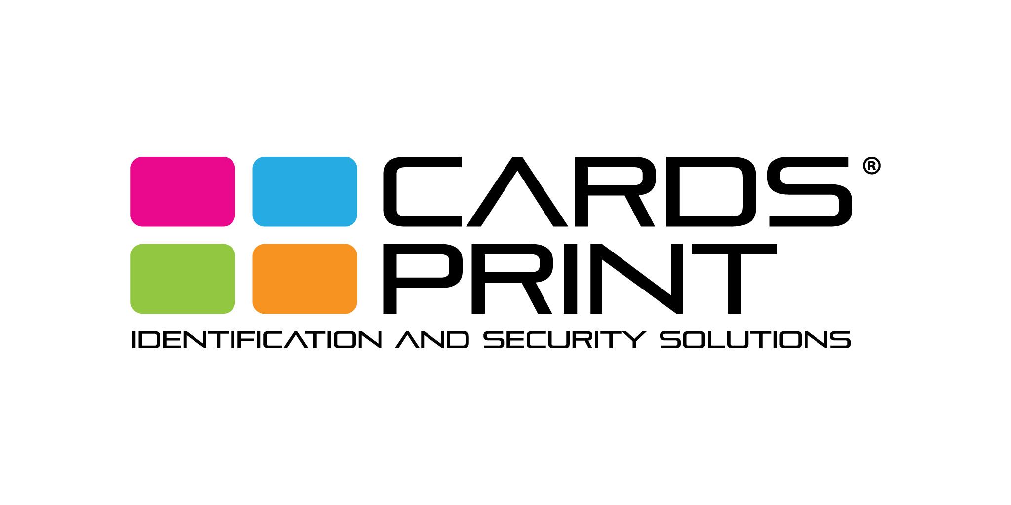 Cards Print Logo