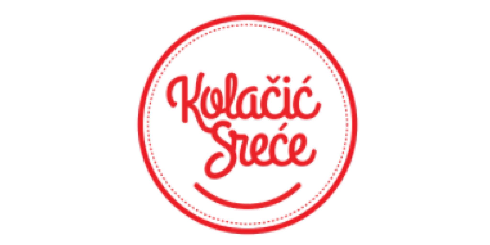 Kolačić sreće Logo