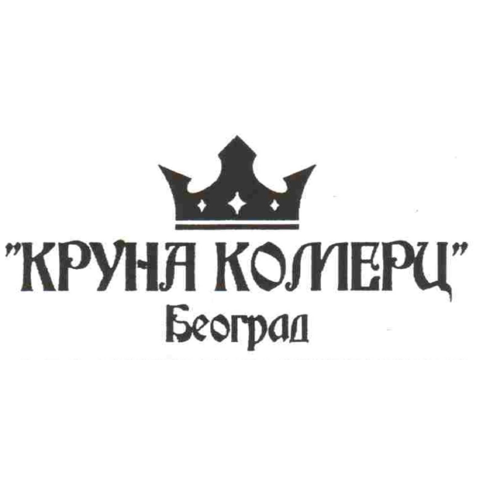 Naturalni partner projekta Case Study Show 2021 - KRUNA KOMERC Logo