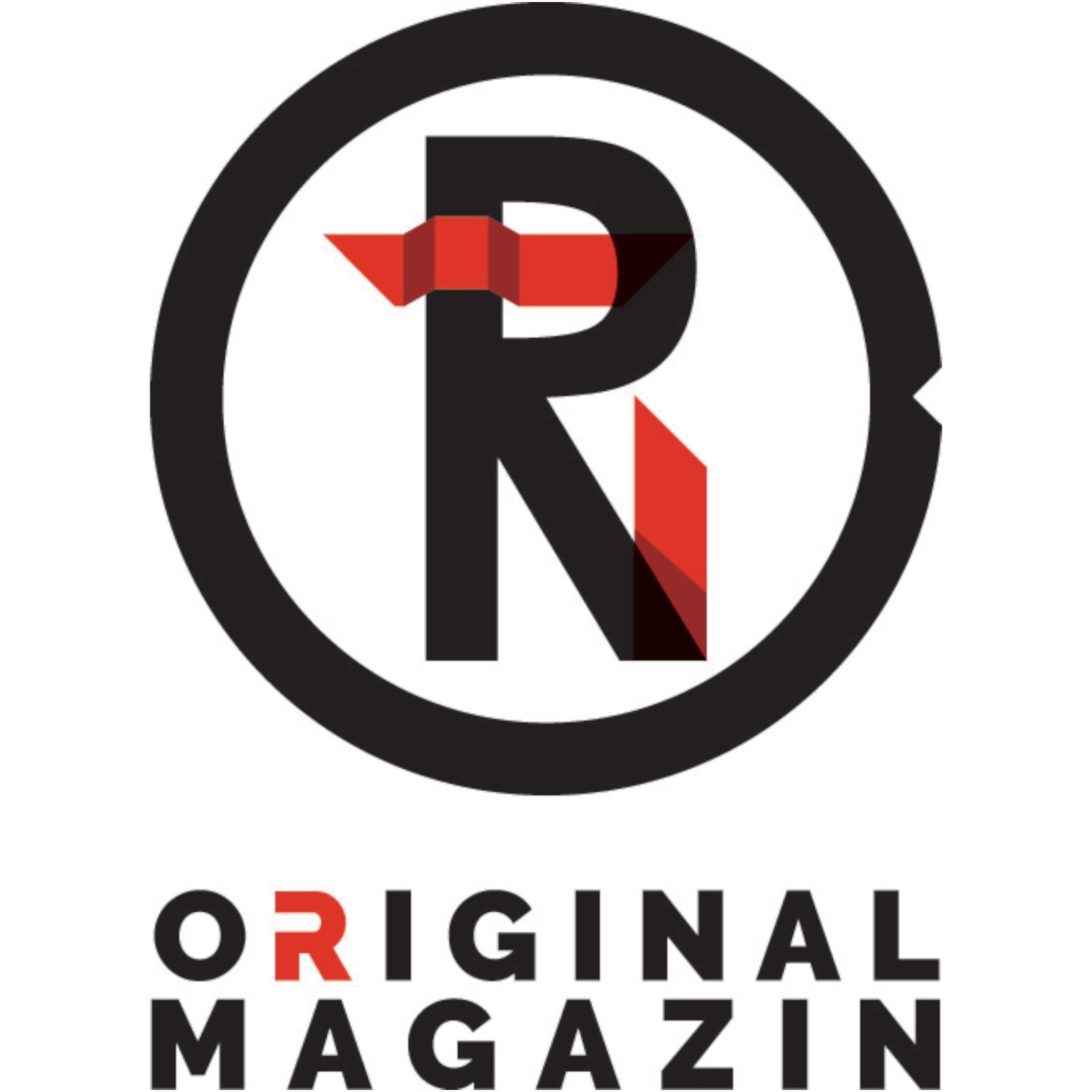 ORIGINAL MAGAZIN Logo